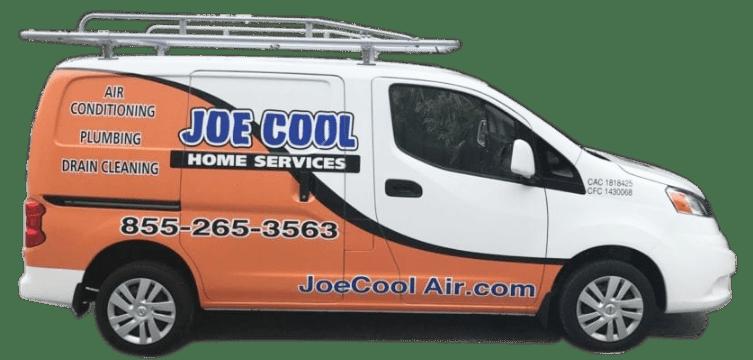 Joe Cool Service Truck