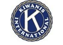 Kiwanis International Logo Badge