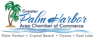 Greater Palm Harbor Area Chamber of Commerce Logo Badge