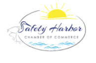 Safety Harbor Chamber of Commerce Logo Badge